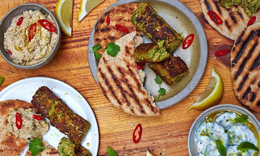 jamie oliver vegetarian recipes