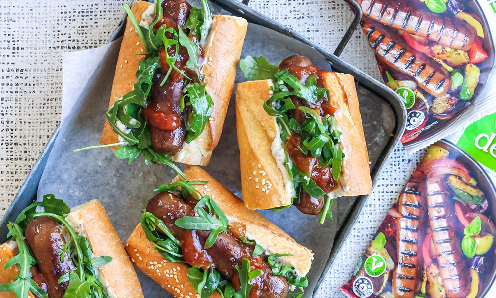 Sausages, Brats, and Hot dogs