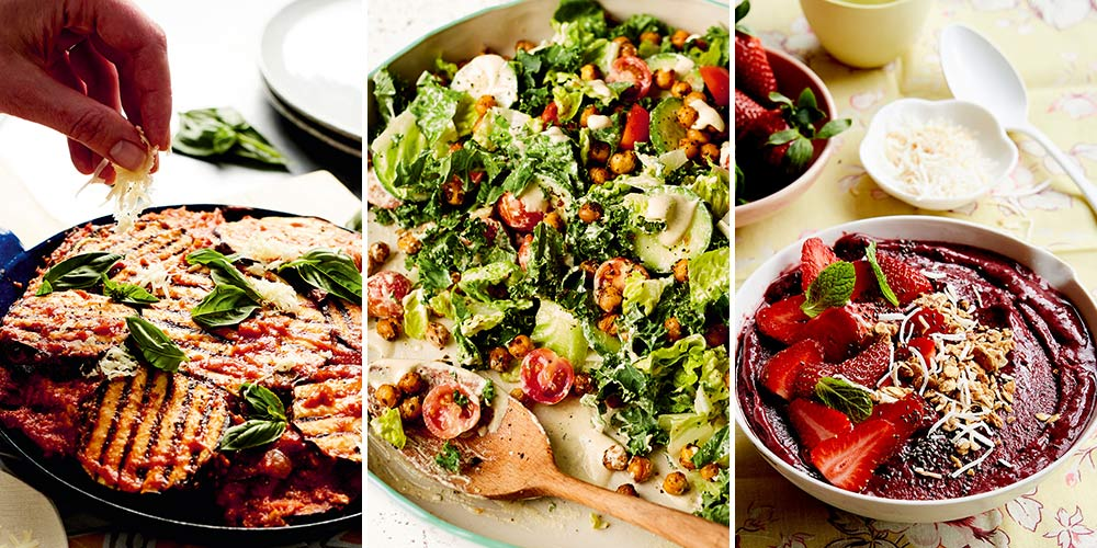100+ plant-based recipes