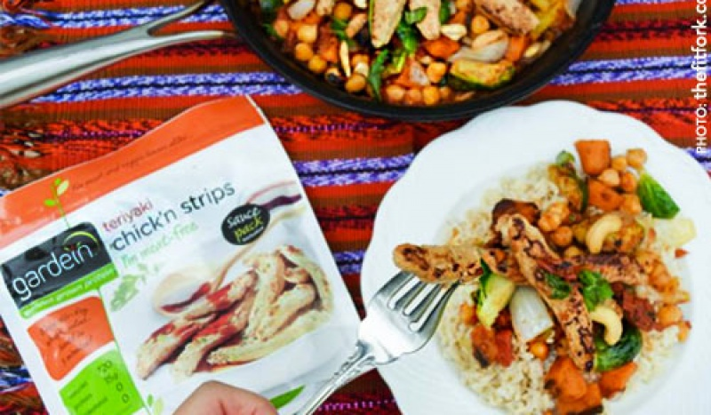 Available at IGA's, check Plant Based Foods for stockists.